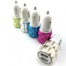 АЗУ-2 USB ADC-21 1А+2,1А (цвета в ассорт.)