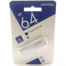 USB 3.1 флэш-диск 64GB Smart Buy Clue Белый