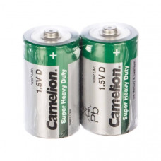 Батарейка Camelion R20 SH2