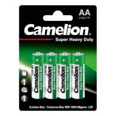 Батарейка Camelion R06 BL-4 (48/960)