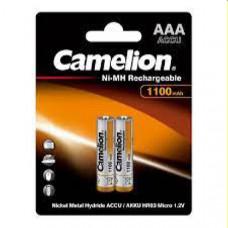 Аккумулятор Camelion R03 (AAA)-1100mAh Ni-Mh Bl-2 (2/24/480/17280)
