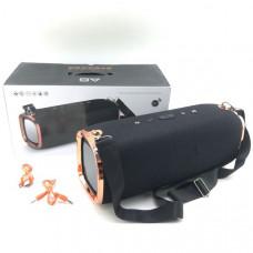 Портативная колонка A6 Black Bluetooth, microUSB,AUX,FM Длина 35 х Ширина 12