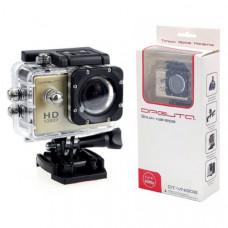 ЭКШН-Камера OT-VNG08 Золото (1080P)