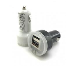 АЗУ-2 USB 3,1А 1A+2.1A цвета в ассортименте (5656)