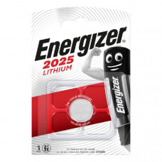 Батарейка ENERGIZER CR 2025/BL-1
