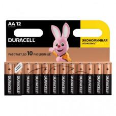 Батарейка Duracell LR06 Alkaline  BL-12
