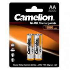 Аккумулятор Camelion R06 (1500 mAh) (2 бл)   (2/24/384)