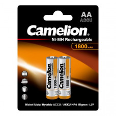 Аккумулятор Camelion R06 (1800 mAh) (2 бл)  (2/24/384)