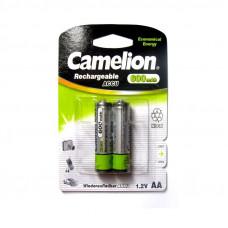 Аккумулятор Camelion R06 (600 mAh) (2 бл)  (2/24/480)