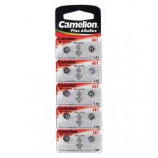 Батарейка Camelion AG01 (364A) LR621   (10/100)