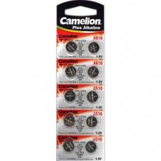 Батарейка Camelion G10 (389A) LR1130   (10/100)