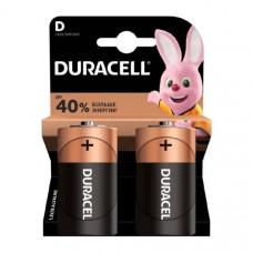Батарейка DURACELL LR20 BL-2 (20/60)