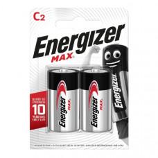 Батарейка Energizer LR14 Max BL-2