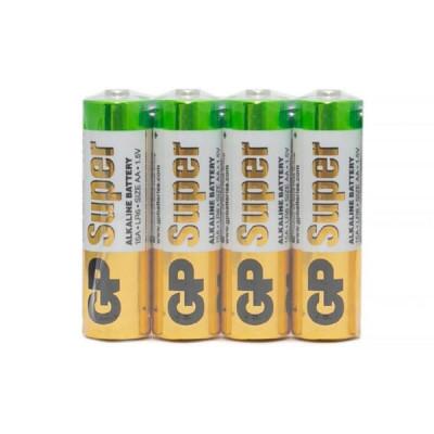 Батарейка GP LR06 SUPER SH-4 (20/200/1000)