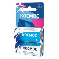 Батарейка КОСМОС R20 BL2