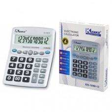 Калькулятор Kenko KK-1048-12 калькулятор (12 разр.) настольный