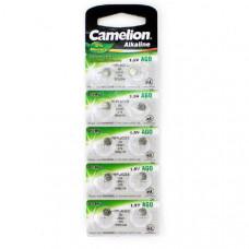 Батарейка Camelion G0 (379A) LR521   (10/100)
