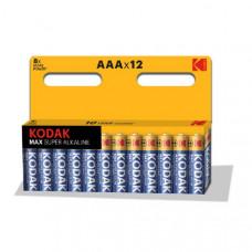 Батарейка Kodak LR03 MAX BL-12  (K3A-12)  (120/720)