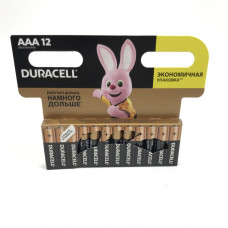 Батарейка Duracell LR03 Alkaline  BL-12(144) Оригинал!!!