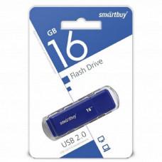 USB флеш-диск 16Gb Smart Buy Dock Blue