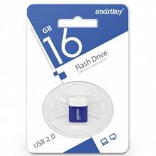 USB флеш-диск 16Gb Smart Buy LARA Blue SB16GBLARA-B