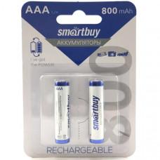 Аккумулятор SmartBuy R03  800mAh  BL-2 (24/240)