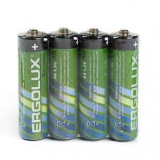 Батарейка Ergolux R06 SH-4 (60)
