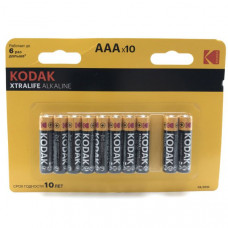 Батарейка Kodak LR03 Extralife BL-10