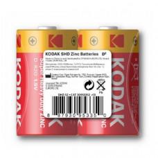 Батарейка Kodak R20 Extra Heavy Duty SH2