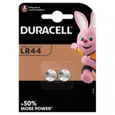 Батарейка Duracell LR44 BL2