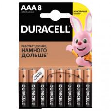 Батарейка Duracell LR03 BL8 BASIC (8/80/35280)