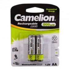 Аккумулятор Camelion R06 (800 mAh) (2 бл)  (2/24/480)