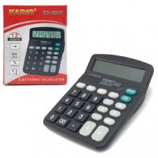 Калькулятор KD-8837B настольный, 12-разрядный