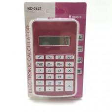 Калькулятор KD-5828 карманный, 8-разрядный, блистер