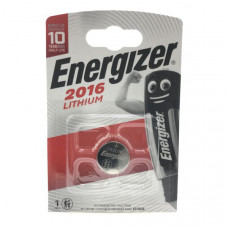 Батарейка ENERGIZER CR2016 BL1
