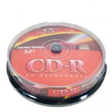 Диск CD-R VS 700Mb/80/52x CB-10