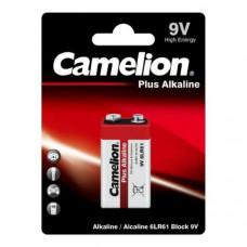 Батарейка Camelion 6LR61 Plus Alkaline BL1