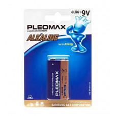 Батарейка Samsung Pleomax 6LR61 BL1