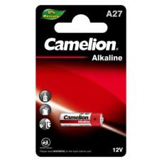 Батарейка Camelion A27 BL-1 Mercury Free