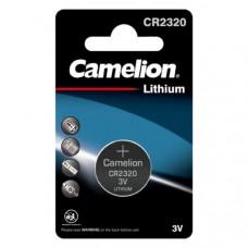 Батарейка CAMELION CR 2320 BL1 (5/50/1800)