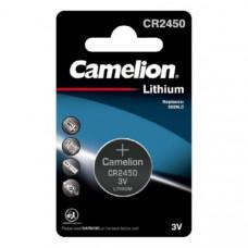 Батарейка CAMELION CR2450 BL1 (5/50/1800)